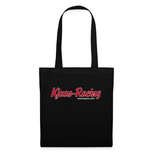 Kjuus-Racing - Stoffveske