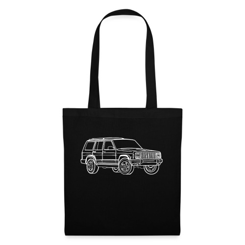 Jeep Cherokee - Sac en tissu