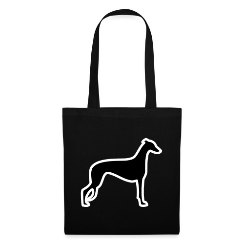 Greyhound - Stoffbeutel