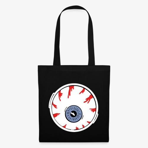 I keep an eye on you / Auge - Stoffbeutel