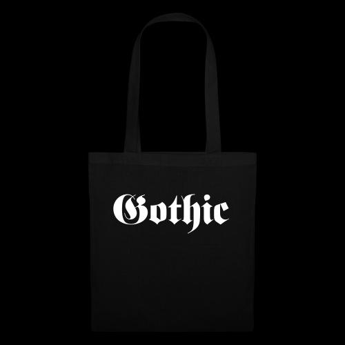 Gothic - Stoffbeutel