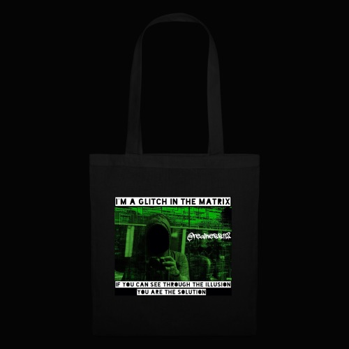 Glitch In The Matrix!!! Truth T-Shirts!!! #Matrix - Tote Bag