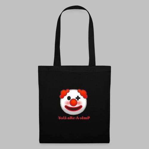 Clown Emoji - Tas van stof