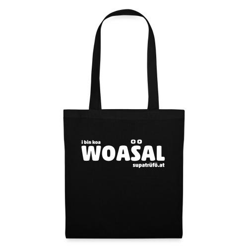 supatrüfö WOASAL - Stoffbeutel