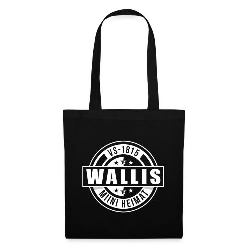 WALLIS - MIINI HEIMAT - Stoffbeutel