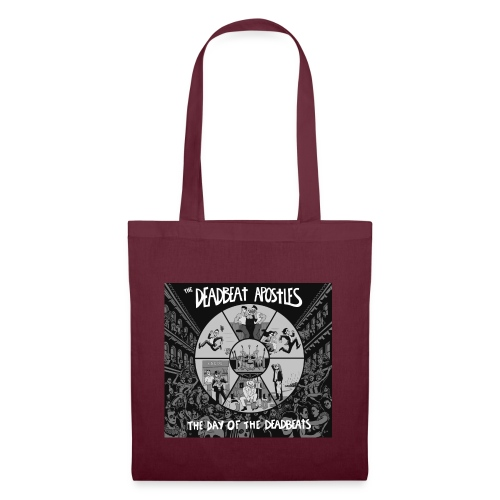 The Day Of The Deadbeats - Tote Bag