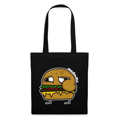 Burger png - Stoffbeutel