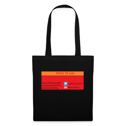 Arthur Et Lulu - Tote Bag