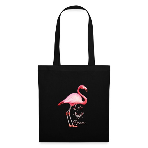 FLAMINGO LATE NIGHT DREAM - Tote Bag