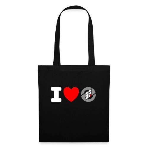 I <3 SF - Tote Bag