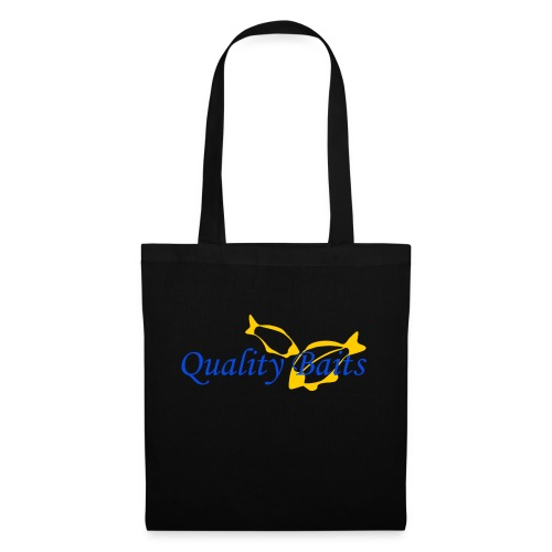 Quality Baits Logo - Tote Bag