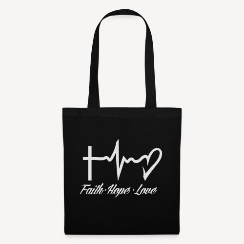 FAITH HOPE LOVE - Tote Bag