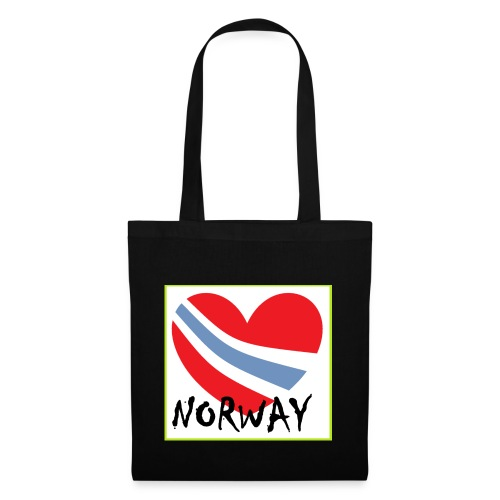 Love Norway - Stoffveske