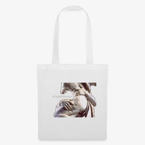 #OrgulloBarroco Rapto difuminado - Bolsa de tela