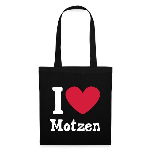 I Heart Motzen - Stoffbeutel