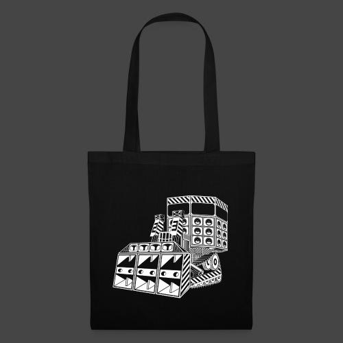 bulldozer 23 - Tote Bag