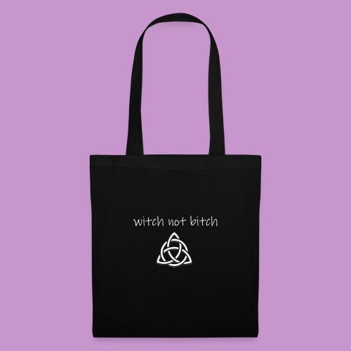 Witch not Bitch - Sac en tissu