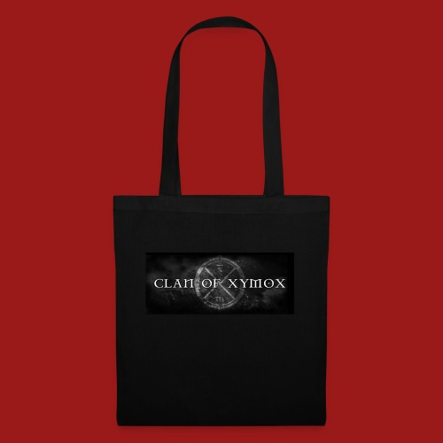 Small Logo Clan Of Xymox - Tote Bag