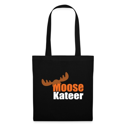 Moose-kateer (dark) - Tote Bag