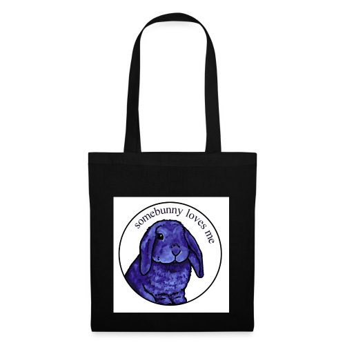Somebunny Loves Me - Tote Bag