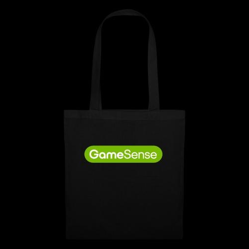 Clothing with green gamesense.pub - logo - Tote Bag