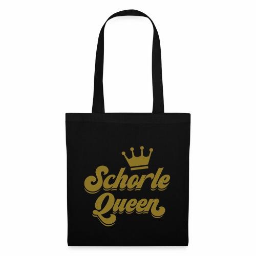 Schorle Queen - Gold - Stoffbeutel