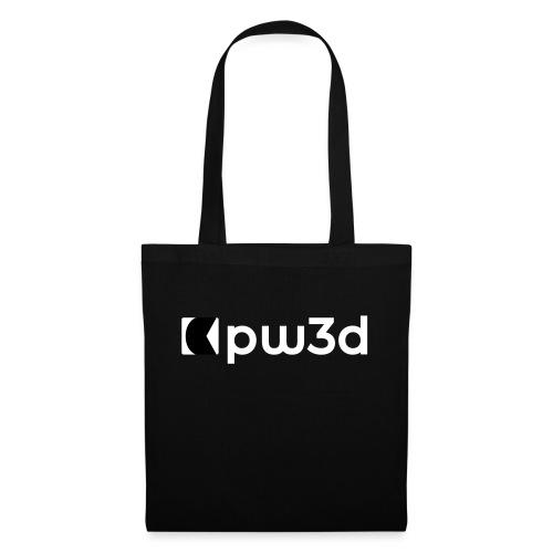 PW3d Logo - Stoffbeutel