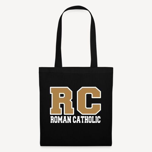 RC ROMAN CATHOLIC - Tote Bag