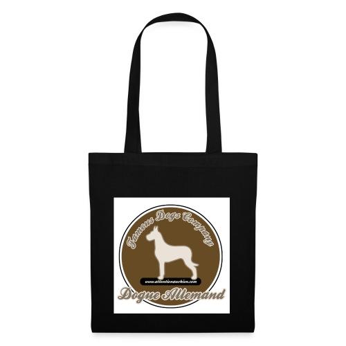 Dogue Allemand company - Sac en tissu