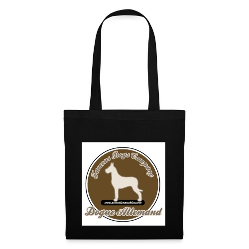 Dogue Allemand company - Tote Bag