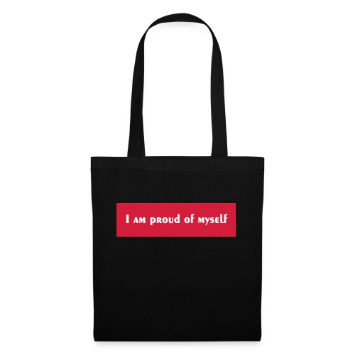 I M PROUD MY SELF - Tote Bag