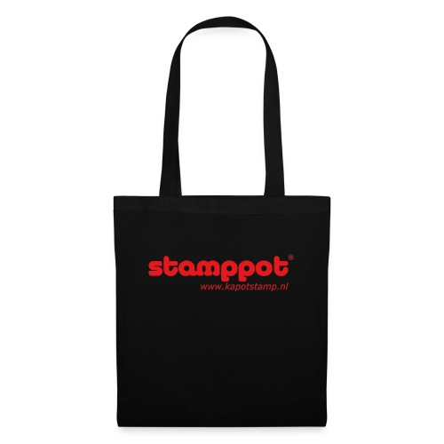 STAMPPOT - Tas van stof