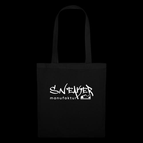 Sneakermanufaktur Linz - black edition - Stoffbeutel
