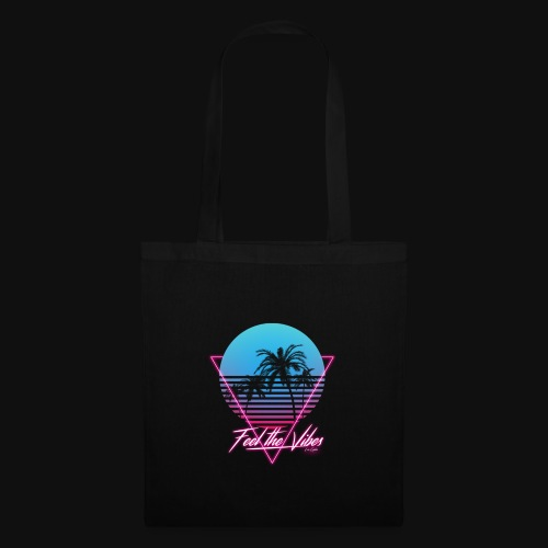 Feel the Vibes - Borsa di stoffa