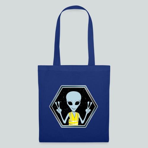 Extraterrestre Gilet jaune - Tote Bag