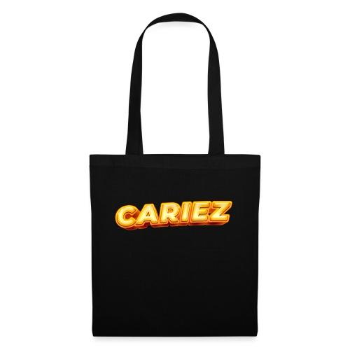 Cariez logo HQ - Tygväska