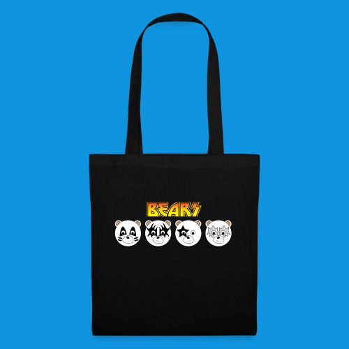 Kiss Bears.png - Tote Bag