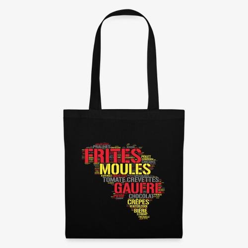 Belgium FR 3 couleurs - Tote Bag