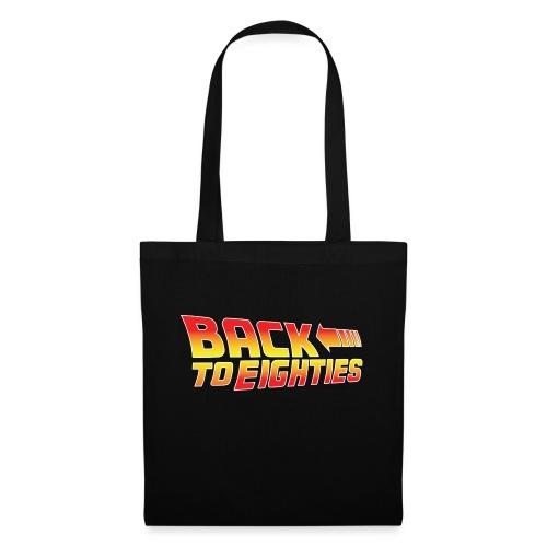 back to eighties - Borsa di stoffa