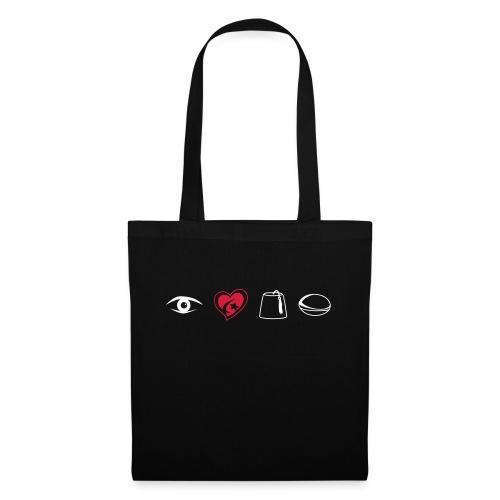 Eye Heart Sarries - Tote Bag