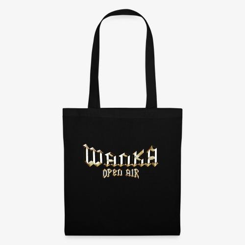 Logo Oficial Wanka Open Air - Bolsa de tela