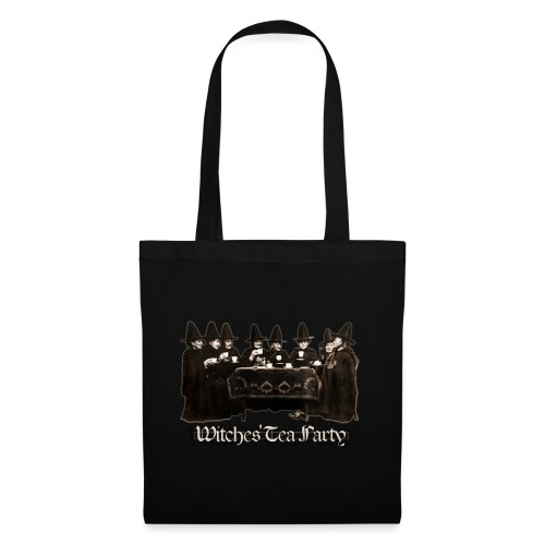 Witches' Tea Party - Borsa di stoffa
