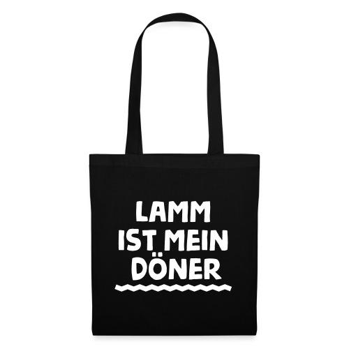 Lamm ist mein Doener / Geil / Türkischer Spruch - Stoffbeutel