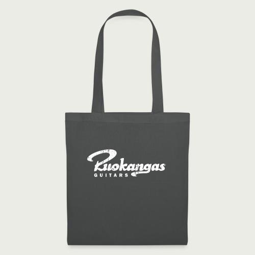 RuokangasGuitars white - Tote Bag