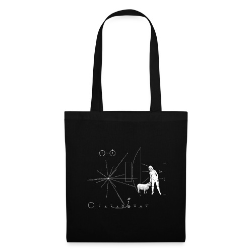 Plate Pioneer Sheep - Tote Bag