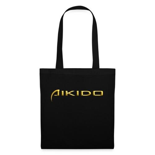 AIKIDO Gold AD - Stoffbeutel