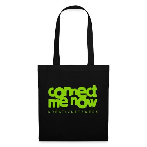 Connect me now - Stoffbeutel