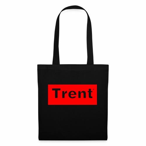 TRENT classic red block - Tote Bag
