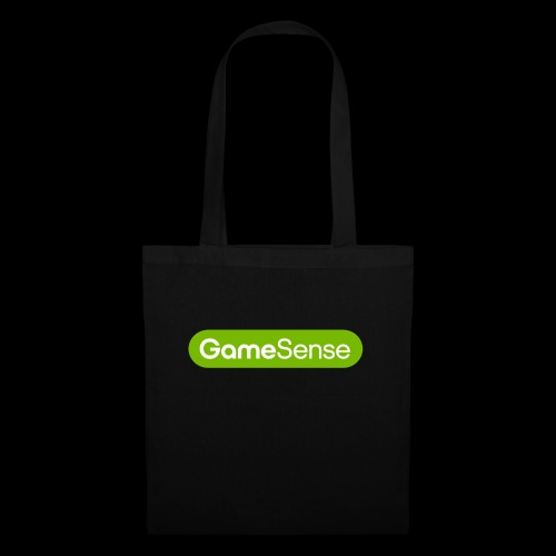 Clothing with green gamesense.pub - logo - Tote Bag