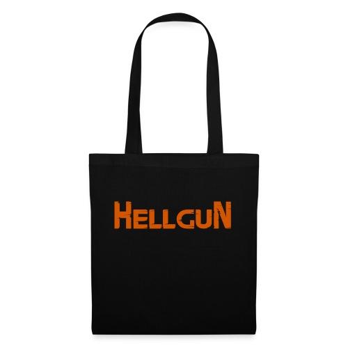 Logo HELLGUN - Stoffbeutel